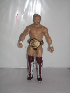 WWE Mattel Battle Pack Daniel Bryan w Belt
