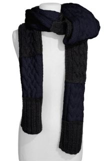 MICHAEL Michael Kors Hooded Rugby Scarf