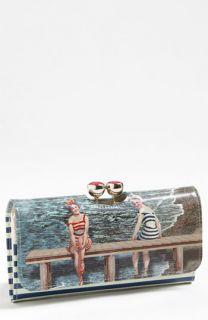 Ted Baker London Seaside Bobble Matinee Wallet