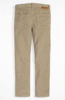 Burberry Slim Fit Corduroy Pants (Little Boys)