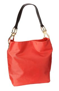 JPK Paris Nylon Shoulder Bag with Chunky Hardware