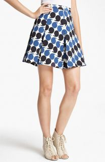 Boy. by Band of Outsiders Punctuation Print Skirt