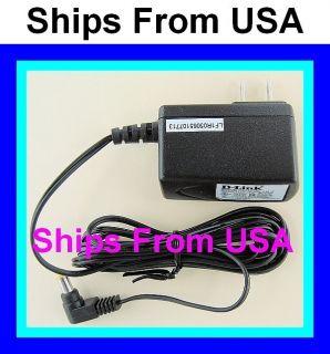 Link AF1205 B 5V 2A Regulated Power Supply Wall Adapter Dlink