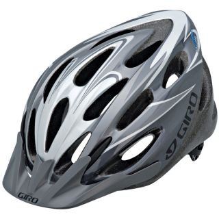 Giro Indicator Gents Cycle Helmet Titanium White 54 61