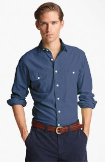 Polo Ralph Lauren Custom Fit Chambray Sport Shirt