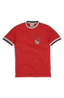 Red Jacket Saint Louis Cardinals Trim Fit Ringer T Shirt (Men)