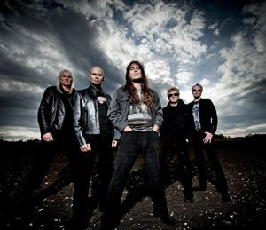 Steve Harris British Lion CD Preorder Iron Maiden