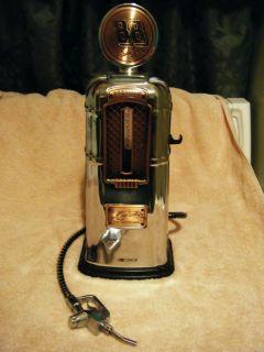 Dale Earnhardt jr Fans Collectors Gas Pump Liquor dispenser 88
