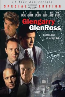 Glengarry Glen Ross New SEALED DVD Special Edition 012236114505