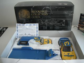 Brookfield Collectors Guild Dale Earnhardt 3 NASCAR Monte Carlo
