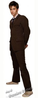 New Doctor Who David Tennant Lifesize Cardboard Cutout