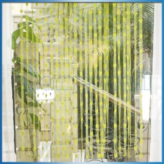 tassel string curtain room window door divider home decor 04129