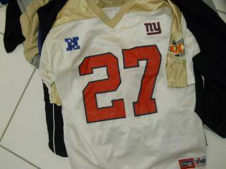 Dayne 27 New York Giants NFL Football Jersey Adult Large