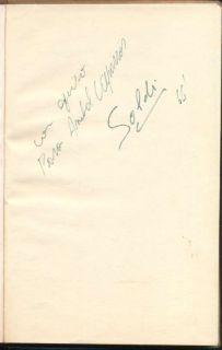 Pablo Neruda Book 20 Poemas De Amor 1956 Losada Signed Soldi L K