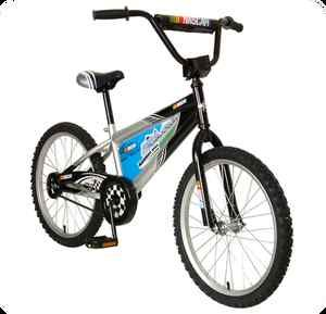 Kids Childrens Childs Boys NASCAR 20 inch BMX Bike Bicycle x mas Gift