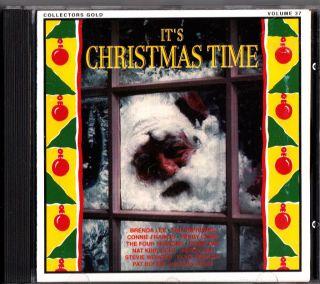 Its Christmas Time  Globe Album CD (1993) Elvis Presley/Platters/Rock