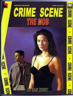 Crime Scene The Mob D20 System by Ian Hunt