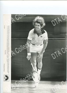 Players 8x10 Still Romance Sport Tennis Dean Paul Martin FN