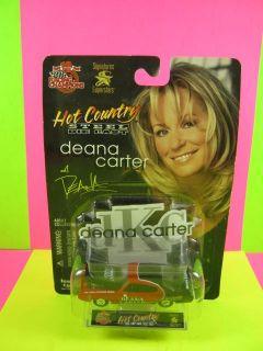 Deana Carter Hot Country Steel Die Cast Model