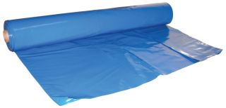 177110B Brand Shrink Wrap for Boat Storage Bluee 17 x 110 7M