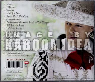 FERNANDEZ No Que No Especial Mexican Edicion CD Tema Cachito De Cielo