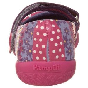 Pampili Danza Safira 157 4 Mary Jane Light Up Shoes Toddler Girls Pink