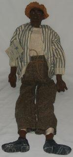1990 Daddys Long Legs Tobias Toby Doll Retired Karen Germany