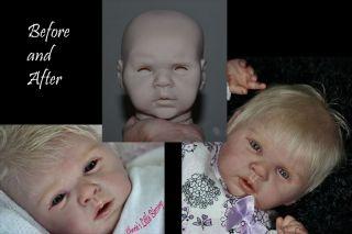 Reborn Doll~Baby Girl~BEAUTIFUL NewBorn~Gabriel~Michelle Fagan