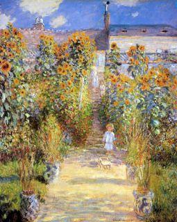Claude Monet Art DVD 500 Reproductions Impressionist Plus Free Kindle