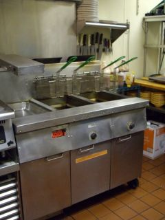 Fry Magic Deep Fryer with Filter System