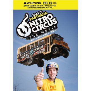 Nitro Circus The Movie DVD Travis Pastrana