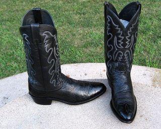 Dan Pos Osrich Cowboy Boos Men's 10'D