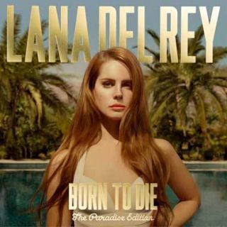LANA DEL REY BORN TO DIE THE PARADISE EDITION 12 VINYL NEW SEALED