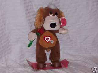 Used Dan Dee Valentines Animated Musical Friend