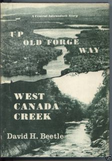 Up Old Forge Way West Canada Creek David H Beetle