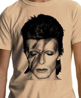 David Bowie Aladdin Sane T Shirt s M L XL XXL