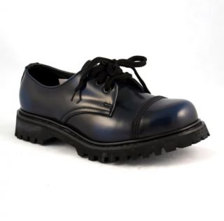 Florsheim Steel Toe Lace Up Oxford Work Shoe Dark Brown