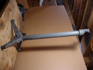 Delta Outboard Lathe Tool Rest