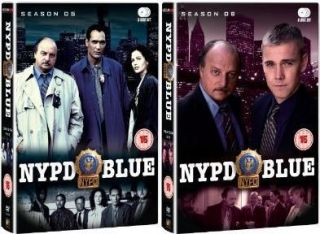 Complete Seasons Series 5 6 New SEALED Jimmy Smits Dennis Franz