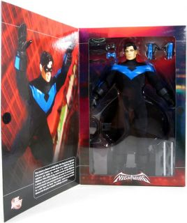 DC Direct Nightwing 13 1 6 Scale Deluxe Collector Figure Batman Robin