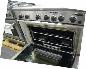 Refurbished DCS Stainless 36 inch Dual Fuel Range 6 Burners RDS366