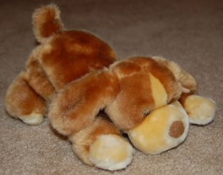 Animal Alley 9 Plush Brown Puppy Dog Darby Toys R US