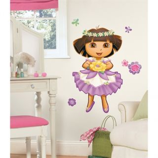 Doras Enchanted Forest Giant Wall Decal Kids Sticker