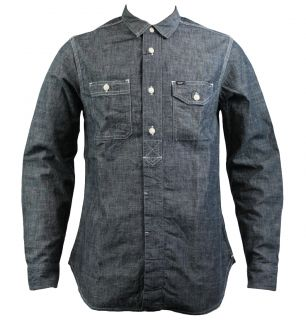 Lee Jeans L808IE01 Mens Darl Shirt Denim