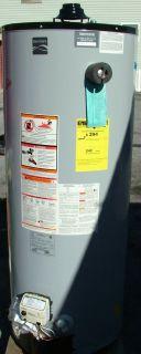 Kenmore 50 Gallon Gas Hot Water Heater (Scratch & Dent)