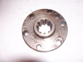 Vintage Sprint Car Chev Crank Button Halibrand CAE Arc