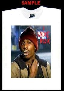 Dave Chappelle Tyrone Custom T Shirt Tee Comedy T246