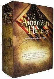 American Heritage Series 10 DVDs David Barton Christian