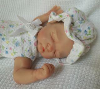 Beautiful OOAK Baby Girl by Heartwork Babies Visit Me on Facebook Too