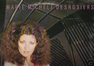 Marie Michele Desrosiers En Titre CBS PFC80047 LP